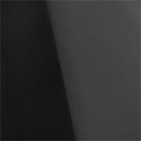 *4 YD PC-- Lead Gray/Black Waterproof Soft Shell Fleece