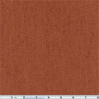 *3 YD PC--Terracotta Orange Bailey Chenille Home Decorating Fabric