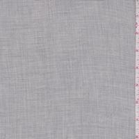 Vintage Grey Cotton Flannel