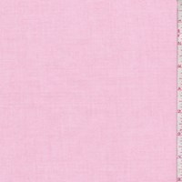 *1 5/8 YD PC--Berry Pink Cotton Oxford Shirting