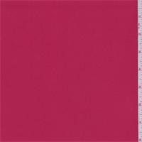 *2 1/2 YD PC--Pepper Red Microfiber Twill Peachskin