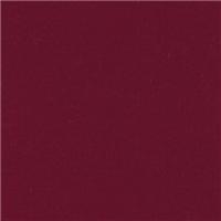 *3 YD PC--Garnet Red Triple Velvet
