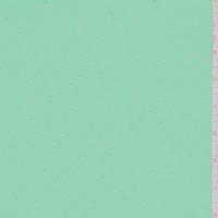 Sea Glass/Metallic Gold Pin Dot Chiffon
