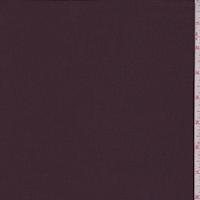 Iridescent Maroon Nylon Jersey Knit