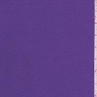 Metallic Purple Slinky Knit