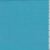 Metallic Turquoise Slinky Knit