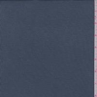 Vintage Carbon Blue Modal Slinky Knit