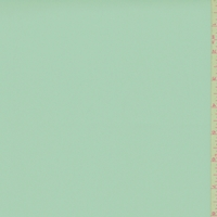 *1 YD PC--Opaline Green Polyester Suiting