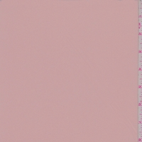 *1 YD PC--Light Dusty Petal Pink Crepe