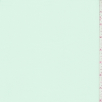 *1 YD PC--Minted Ice Green Polyester Suiting