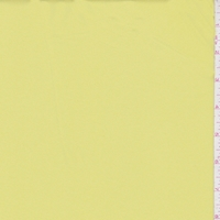 Bright Chartreuse Crepe Georgette