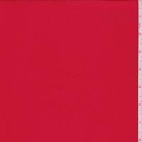 Rouge Red Crepe Georgette
