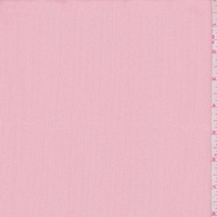 Shell Pink/Silver Pinstripe Polyester