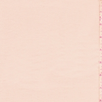 Soft Petal Pink Polyester Suiting