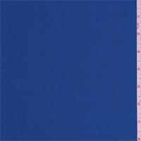 *1 5/8 YD PC--River Blue Stretch Satin