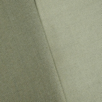 Dill Green/Ivory Wool Blend Twill Home Decorating Fabric