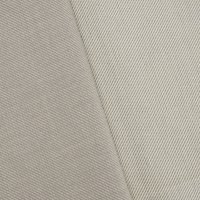 Taupe Beige/White Wool Blend Twill Home Decorating Fabric