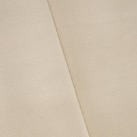 Pastry Beige Wool Blend Twill Woven Home Decorating Fabric