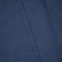 Deep Blue Linen Canvas Home Decorating Fabric