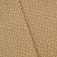 Natural Brown Basketweave Home Decorating Fabric