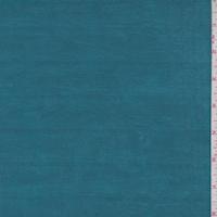 *1 7/8 YD PC--Teal Blue Slinky Knit