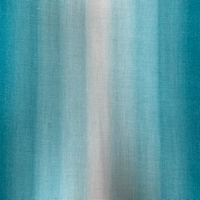 """*4 YD PC--Turquoise """"Ombre"""" Cotton"""