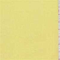 *2 3/4 YD PC--Bright Lemon Yellow Rayon Gauze