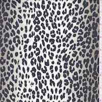 Army Green/White Mini Cheetah Swimwear