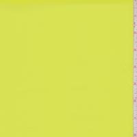 *1 YD PC--Neon Citron Swimwear