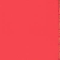 *1 YD PC--Day Glo Orange Swimwear