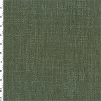 *2 1/2 YD PC--Mint Teal/Brown Dobby Home Decorating Fabric