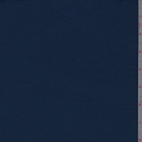 Electric Blue Cotton Blend Jersey Knit
