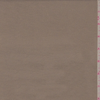 *1 YD PC--Taupe Jersey Knit
