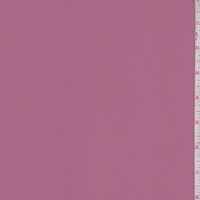 Red Violet Crepe Georgette