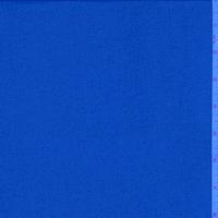 Cobalt Blue Mini Grid Chiffon
