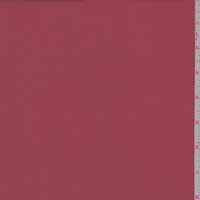 Garnet Red Polyester Suiting