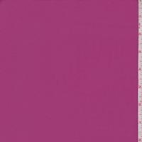 Dark Fuchsia Polyester Suiting