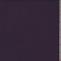 Iris Purple Polyester Suiting