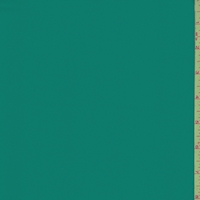 *1 YD PC--Dark Teal Polyester Suiting