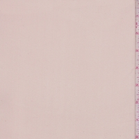 Bare Pink Silk Crepe Georgette
