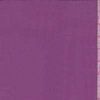 Orchid Purple Silk Chiffon