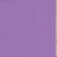 Dark Lavender Silk Chiffon
