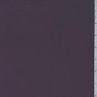 Midnight Purple Silk Chiffon