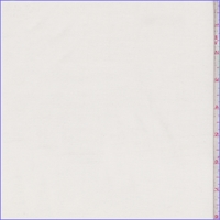White Silk Georgette Chiffon
