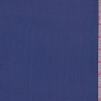 Deep Royal Blue Silk Chiffon