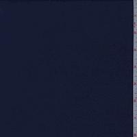 Navy Blue Silk Chiffon