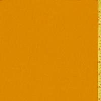 Marigold Orange Silk Crepe Georgette