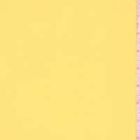 Canary Yellow Silk Georgette Chiffon
