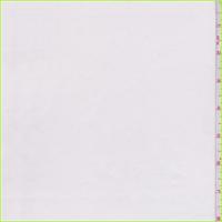 *3 1/8 YD PC--Ivory Cotton Corduroy
