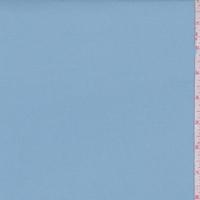Powder Blue Pique Jersey Knit Activewear